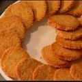 焦がしバターのクッキー(アイスボックスクッキー)