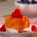ホイップクリーム バンドケーキ