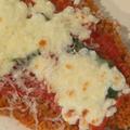 チキン・パルメザン(イタリアン料理)~手軽で、ヘルシー!