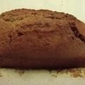 ジンジャーブレッド・ケーキを寒い季節に!モラセスの代用はハチミツで。