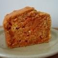 人参ジュースの搾りかすで作る、キャロットケーキのレシピ
