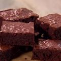 ダークチョコレートのブラウニー。スペルト小麦でよりおいしいレシピ