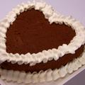 小麦粉を使わないチョコレートケーキ、ロバータ・ハート