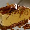 バノフィーのフローズンチーズケーキ