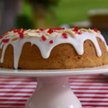 チェリーケーキ(メアリーのレシピ)
