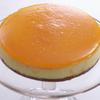 蒸し焼きで作る、クリーミー・アプリコットチーズケーキ(アプリコットソース)
